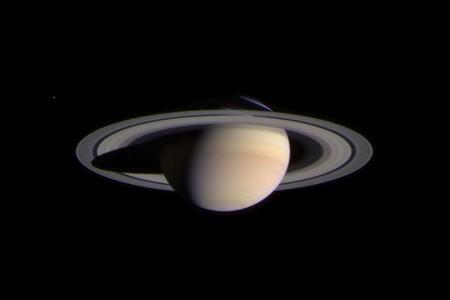 Sei mai andato a pattinare sugli anelli di Saturno? (Giuseppe 5 anni)