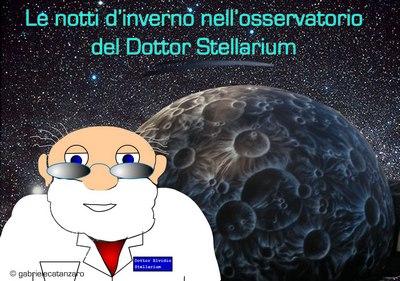 Le notti d'inverno nell'osservatorio del Dottor Stellarium