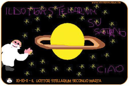 Il dottor Stellarium secondo Marta