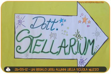 Un Regalo degli alunni della scuola Nuzzo di Roma