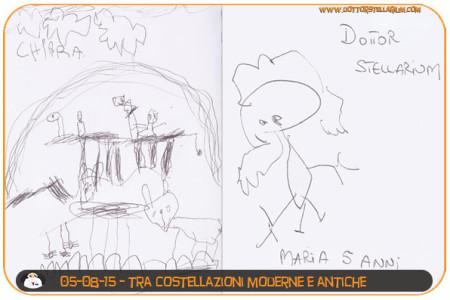 Le costellazioni e il dottor Stellarium (Chiara, Maria)