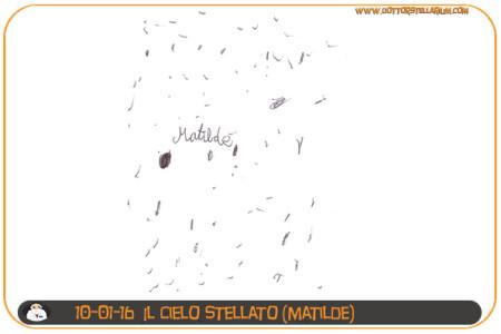 Il cielo stellato (Matilde)