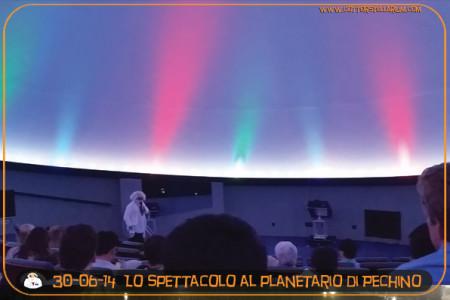 Il dottor Stellarium in Cina – Spettacoli al Planetario di Pechino
