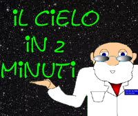 PODCAST – IL CIELO IN 2 MINUTI