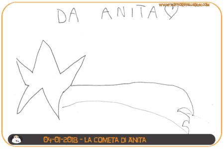 La cometa di Anita