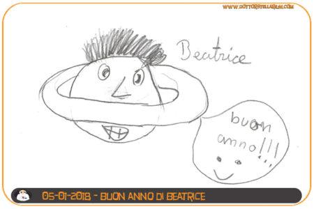 Buon anno di Beatrice
