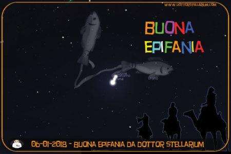 Buona Epifania dal Dottor Stellarium