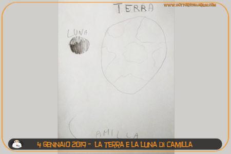 La Terra e la Luna di Camilla