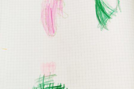 Le nebulose della piccola Greta (4 anni)