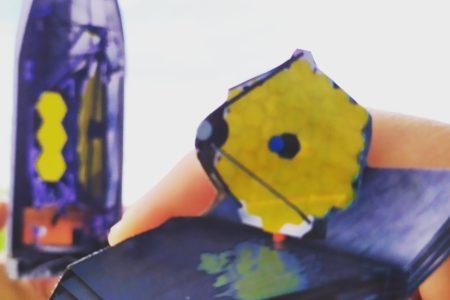 Prove tecniche di impacchettamento per il James Webb Telescope