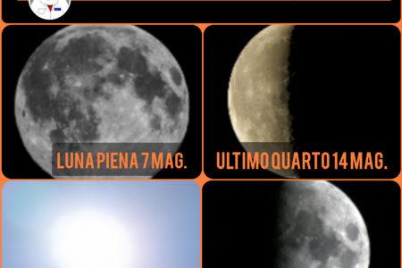 La Luna di Maggio 2020