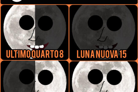 La luna di Novembre 2020