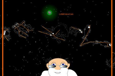 Una cometa per il Natale 2020