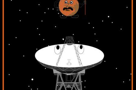 Una nuova potente antenna per il Deep Space Network